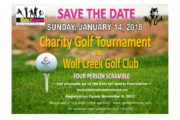 2018 Kids for Sports Charity Golf Tournament