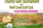 KIDS FOR SPORTS - 2020 CHARITY GOLF TOURNAMENT